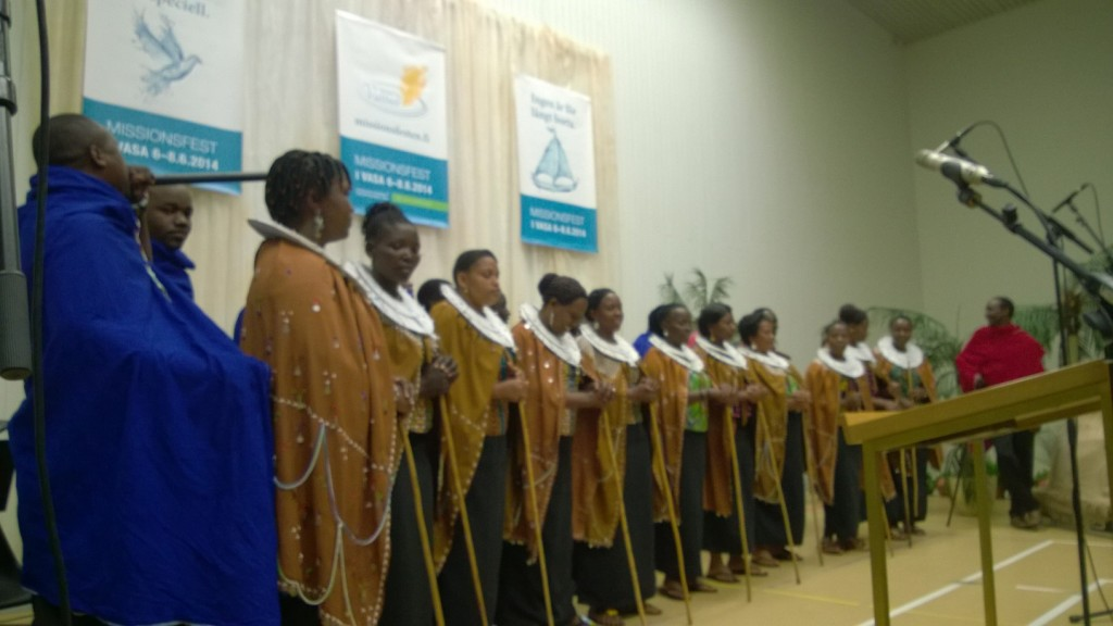 Loruvani Choir