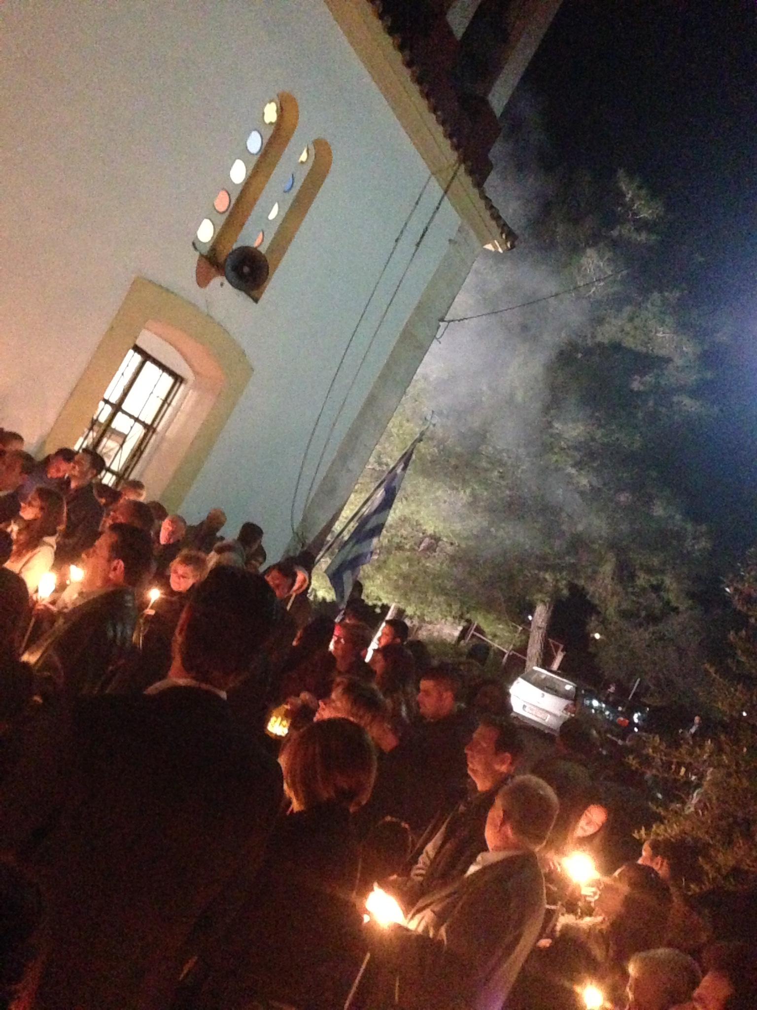 grekisk ortodox påsk 2015